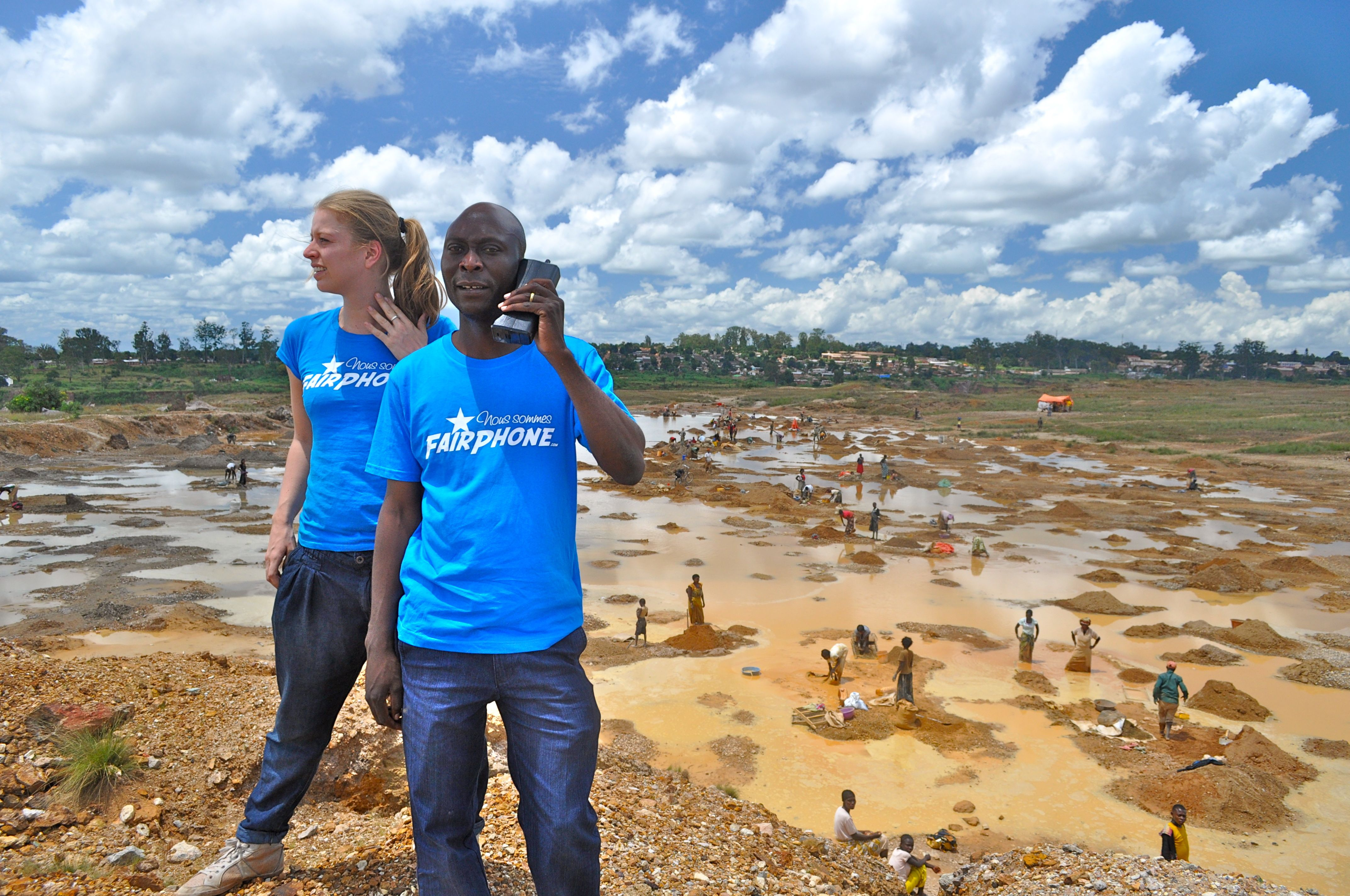 Fairphone_greetings from kolwezi