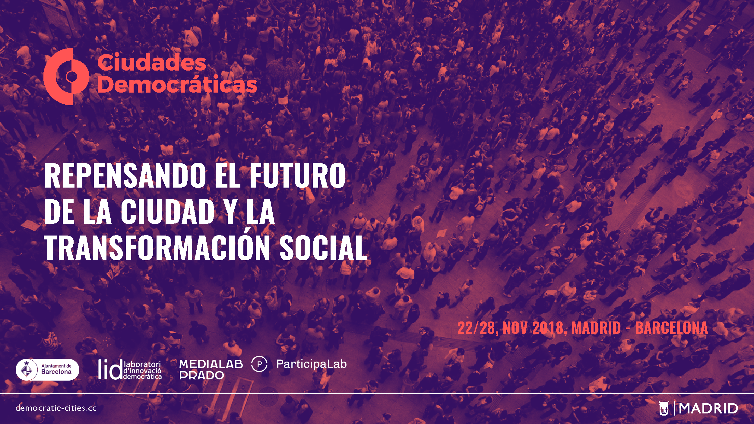 Democratic Cities: rethinking the future of cities and social transformation