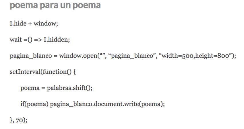 taller de poemas código medialab prado madrid