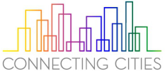 logo connecting cities