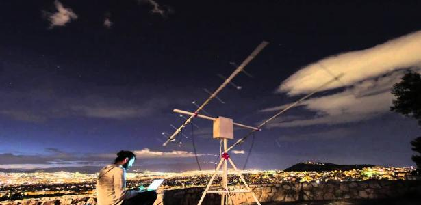 SatNOGS antenna