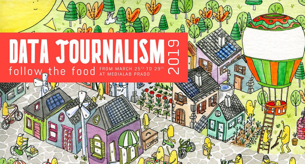 Data Journalism Workshop'19. Open call for collaborators