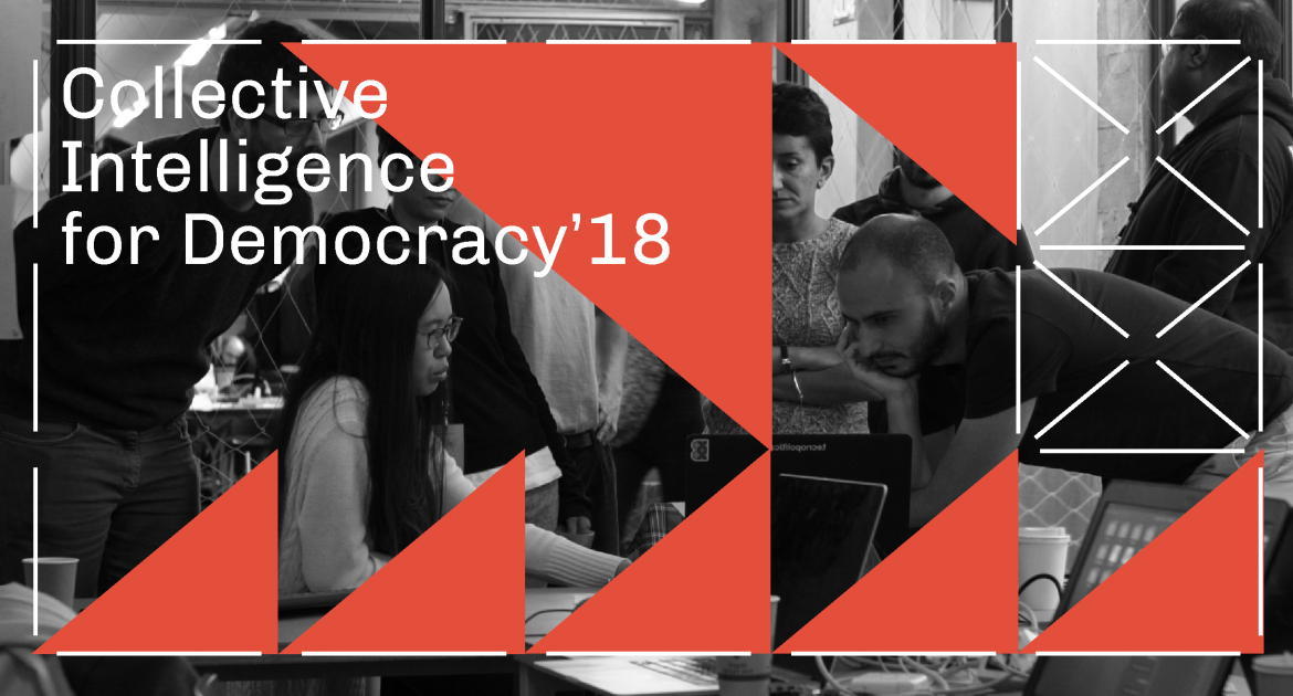 Collective Intelligence for Democracy 2018