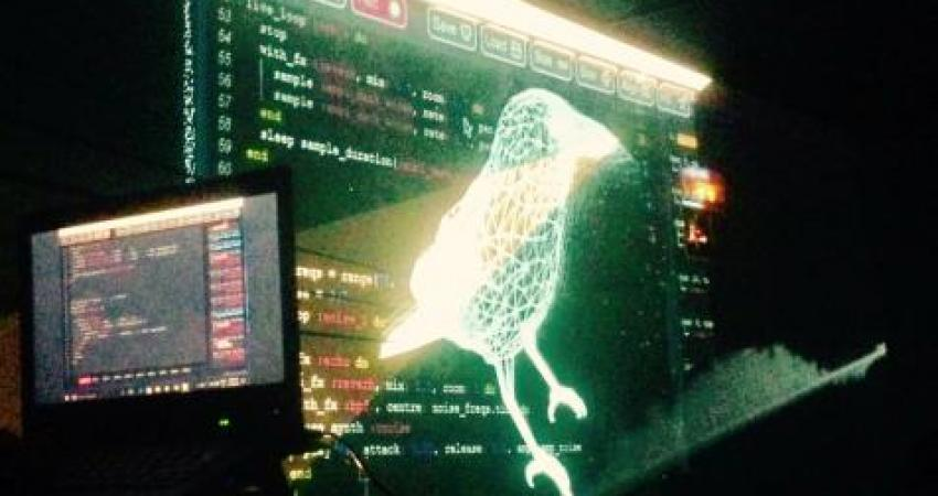 algorave en la imperdible 2