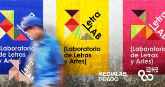 LetraLAB Media-Lab Prado