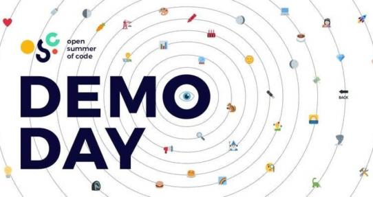 Medialab Prado acoge el Demo Day de Open Summer of Code 2018