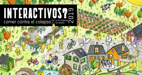 convocatoria taller Interactivos?'19